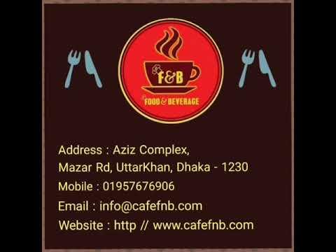 CAFE F & B   UTTARKHAN   DHAKA - 1230   FOODS MENU WITH PRICES   PIZZA, COFFEE, JUICE, FRIED RICE...