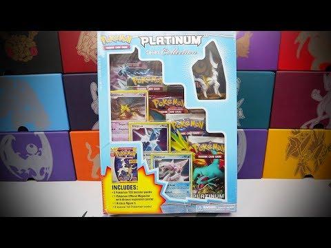 Unbelievable SECRET RARE Pulls in this PLATINUM Series Collection Box!
