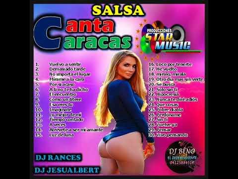 Salsa baúl Canta Caracas Dj Rances Eduardo, Dj Derwin Machado , Dj jesualbert