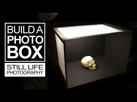 How to Build a Photo Box