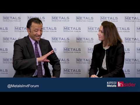Joe Mazumdar Talks To Teo Dechev Of Mundoro Capital At Metals Investor Forum In Toronto.
