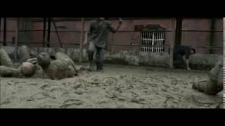 The Raid 2 - Prison Fight Scene - Iko Uwais(Silat Martial Art)