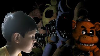 Desesperación Noche 1 - five nights at freddy's 2