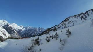 Visitamos Tavascan, la estación Freeride del Pirineo