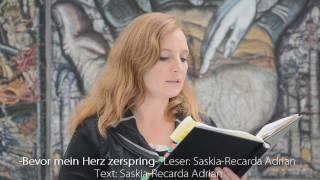 Lesung EAST meets WEST Berlin 03.07.2011 Saskia-Recarda Adrian, Thomas Petruo, Jochen Keth