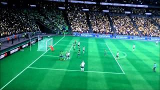 MAMITA QUERIDA QUE GOLAZO!!! Michael Bradley Free Kick FIFA 15