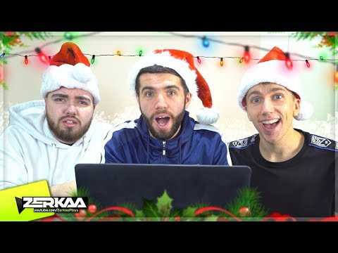 GUESS THE CHRISTMAS SONG with Simon & Randolph