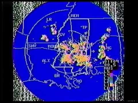 WeatherStar 3000 Jackson MS June 9, 1990 Vs 2018 (8:09 Pm)