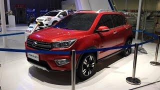 2015 Lifan X40 - 2015 Shanghai Auto Show