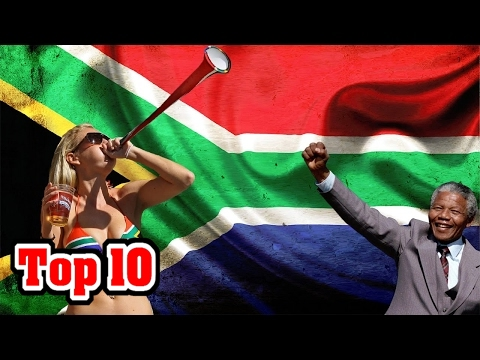 Top 10 Amazing Facts About South Africa