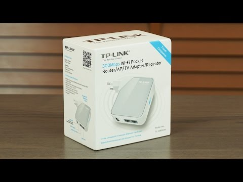 TP-LINK WR810n çok işlevli mobil router incelemesi