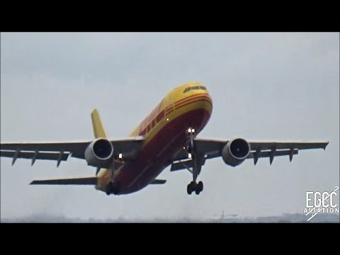 East Midlands Airport Spotting | 13th April 2017