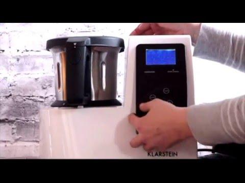 Klarstein Kitchen Hero Youtube
