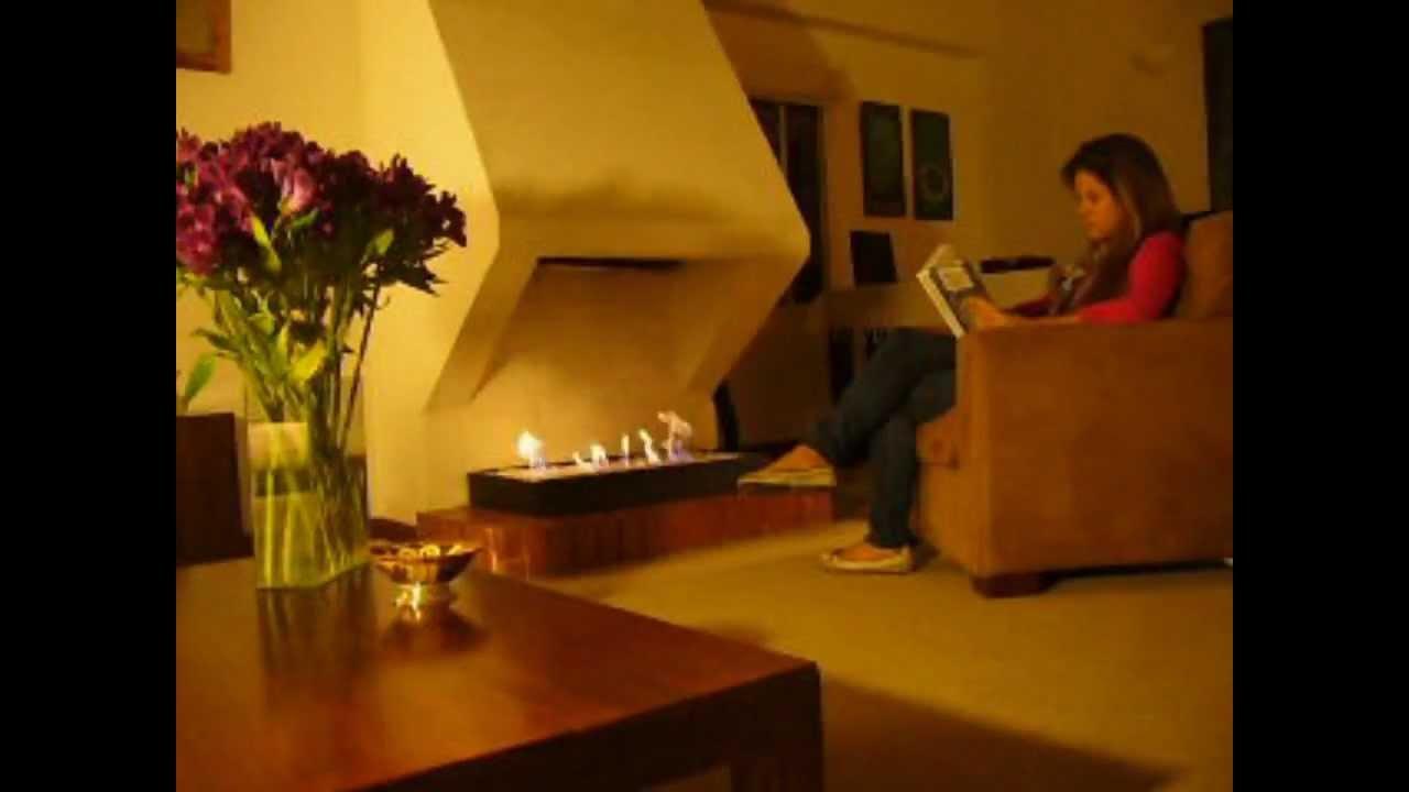 Luz interior chimeneas ecol gicas doovi - Chimeneas de luz ...