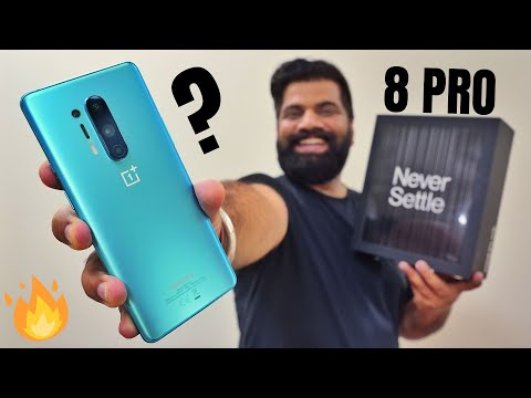 OnePlus 8 Pro Unboxing & First Look - The BEST Smartphone From OnePlus???