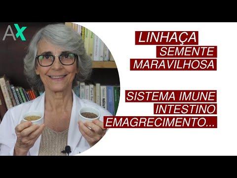 LINHAÇA, semente MARAVILHOSA para: Sistema Imune, Intestino, Emagrecimento...