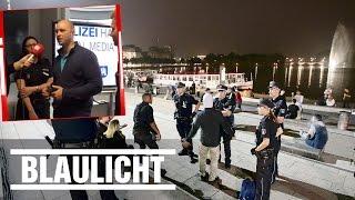 Terror und Einbrecher: Polizei Hamburg benutzt Social Media (Instagram, Twitter, Facebook)