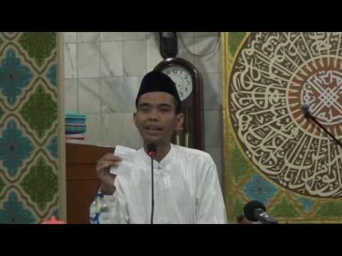 Ta'aruf, Khitbah dan menikah    Ngaji Bareng Ustadz Abdul Somad, Lc , M A