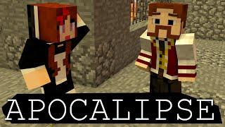 Minecraft: APOCALIPSE #38 - QUE SOM ESTRANHO FOI ESSE?!