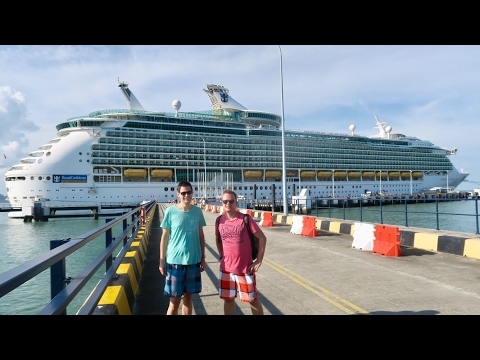 Mariner of the Seas: cruise from Singapore to Port Klang, Pe