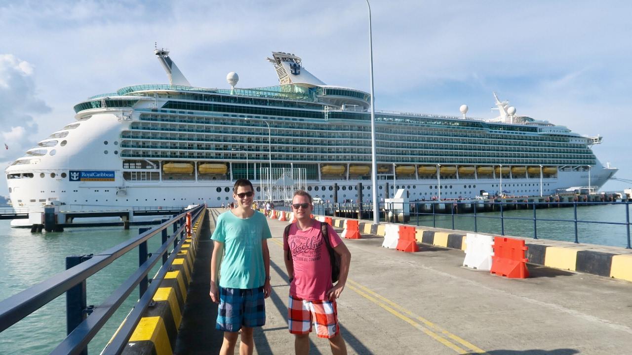 Mariner Of The Seas Cruise From Singapore To Port Klang Penang Langkawi Phuket Youtube