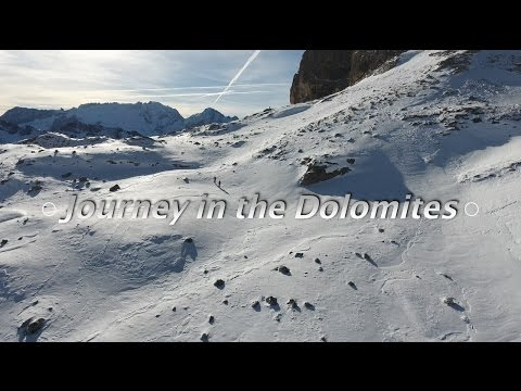 Journey in the Dolomites - 4K