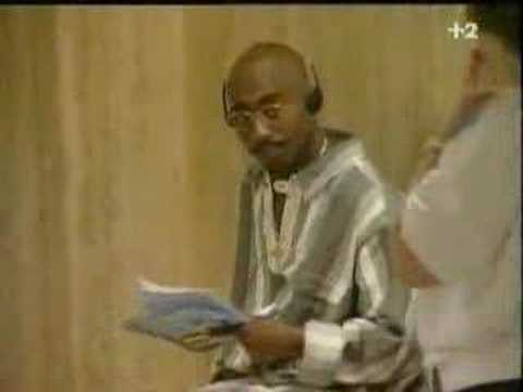 2Pac in Court