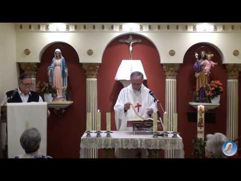 Santa Misa de Bienhechores abril 2017