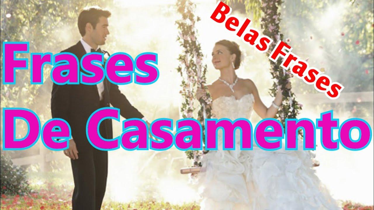 Frases De Aniversario De Casados: Belas Frases De Casamento #1