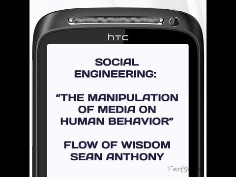 Social Engineering: The Manipulation of Media on Human Behavior PT1 HR2