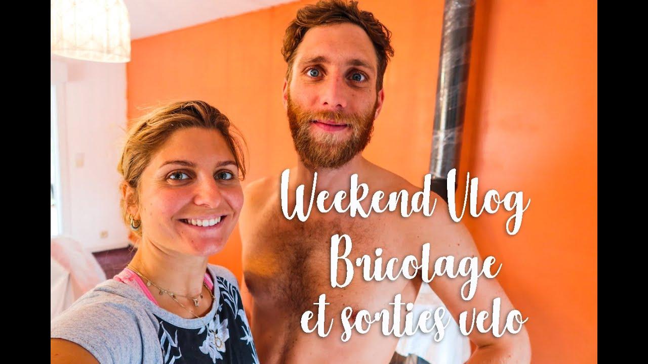 Vlog Bricolage A La Maison Et Enfin De Nouvelles Sorties A Velo Youtube