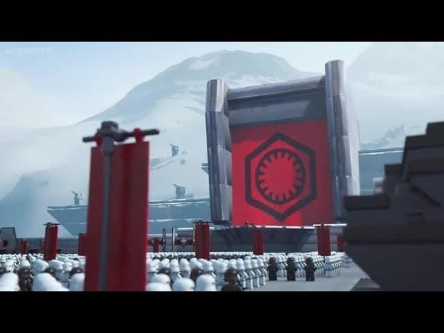 LEGO Star Wars: Az Ellenállás Hajnala: 1 évad 5. rész: A Lelkiismeret Támadása