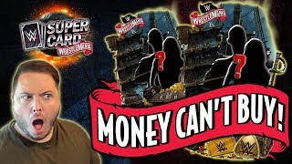 MONEY CAN'T BUY THIS PACK LUCK!! Huge LP & Ticket Pack Opening!! | WWE SuperCard S6