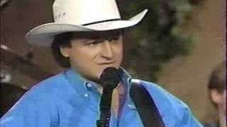 Watch Mark Chesnutt Blame It On Texas video
