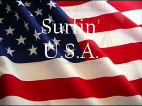 Beach Boys  Surfin USA testo
