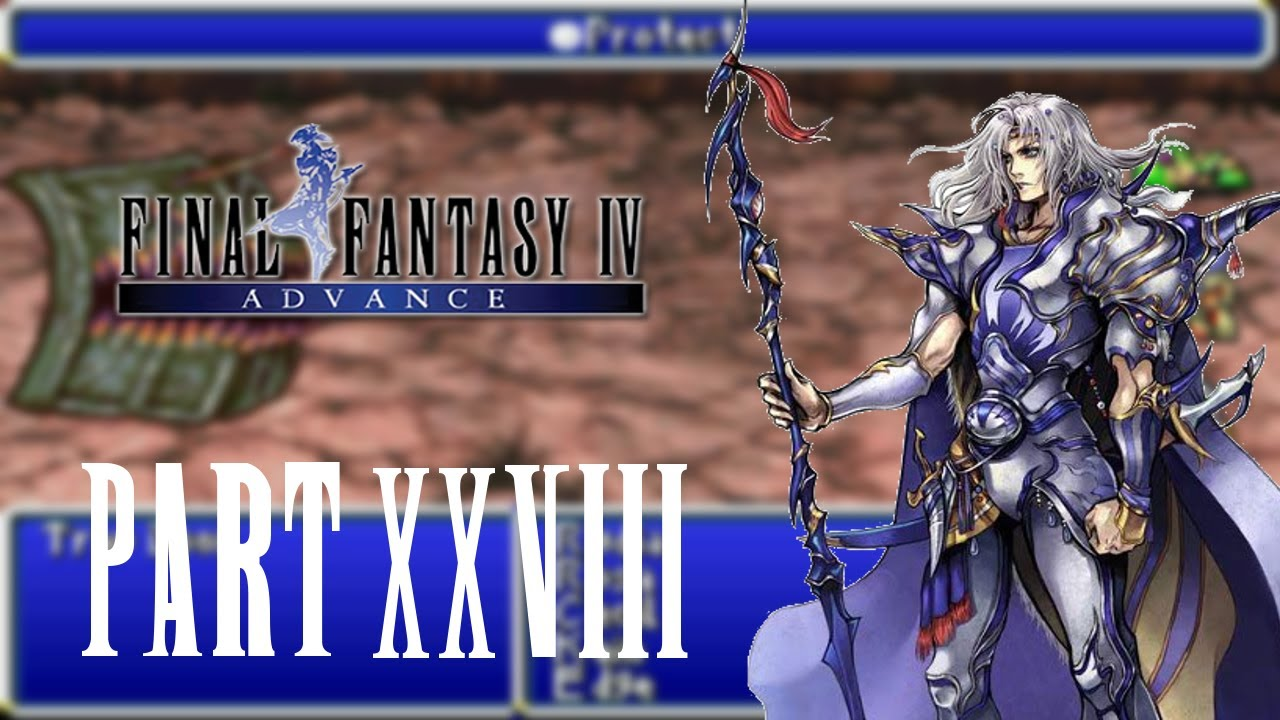 Trap Doors Galore Let S Play Final Fantasy Iv Advance Blind Part