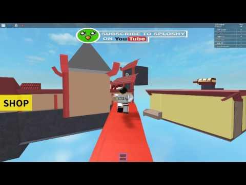 Roblox Ninja Training Obby Secret Badge Read Desc Youtube