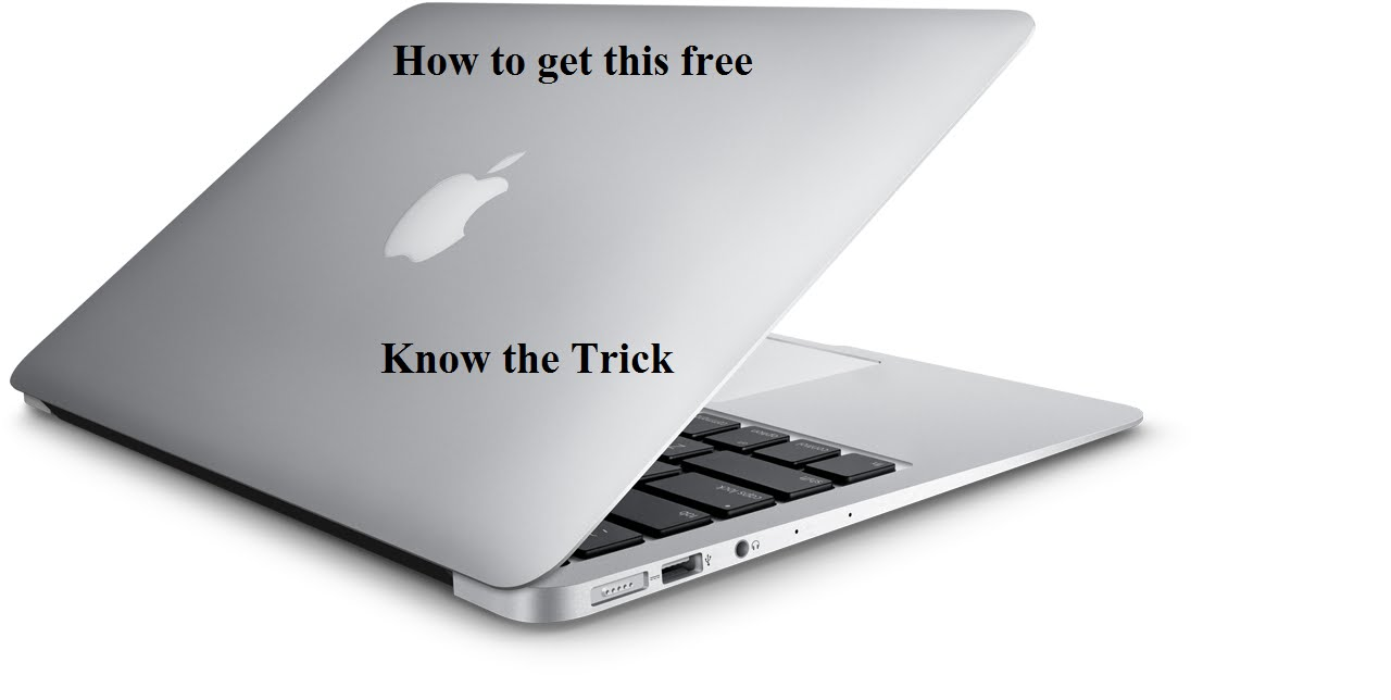How to get a free laptop computer