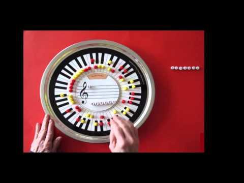 Key Awareness™ Pizza Wheel Instructions