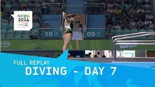 Diving - Day 7 Women