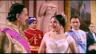 Mujhe Duniyawalon Sharabi   Leader Songs   Dilip Kumar   Vyjayanthimala   Mohd Rafi