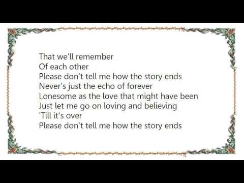 WHEN THIS STORY ENDS CHORDS by Poppy Drayton, Jeremy ...