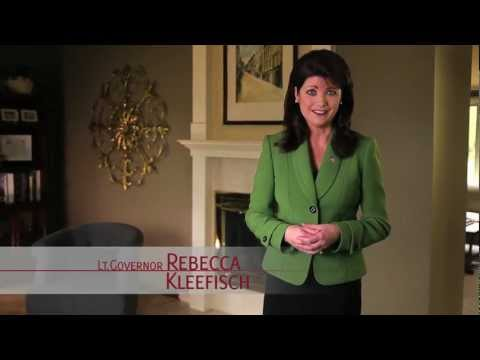 "rebeccaforreal: Rebecca Kleefisch commercial ""Seizing Opportunities"""