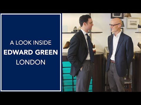 Edward Green Dress Shoes - Popular Models And Styles