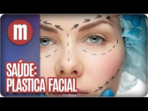 Plástica no rosto - Saúde - Mulheres  (02/06/16)
