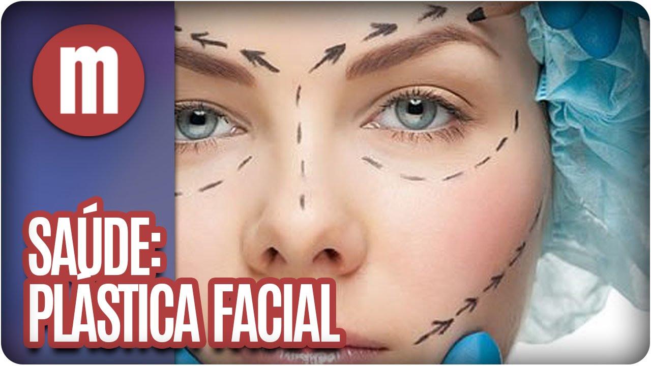 c2414188b Plástica no rosto - Saúde - Mulheres (02 06 16) - YouTube