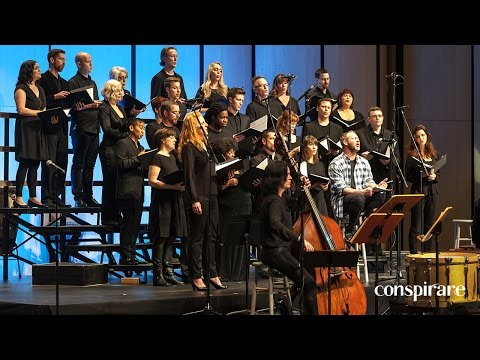 """Considering Matthew Shepard""  Highlights, Conspirare World Premiere"