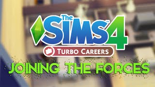 The Sims 4 | Mod Review | Tubro Careers --  Joining the Forces