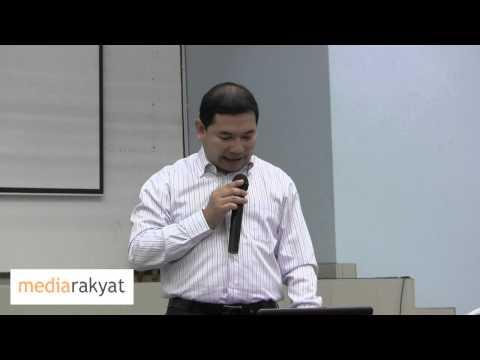 Rafizi Ramli: PTPTN & Pendidikan Tinggi