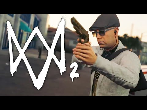 Watch Dogs 2 - New Gameplay Clips [Gamescom 2016]